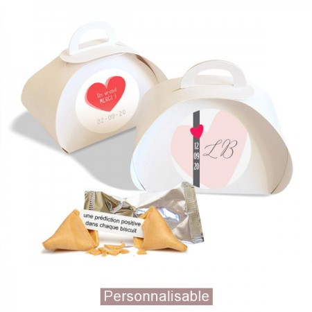 fortune cookies pour mariages