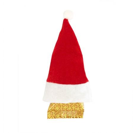 Bonnet de noël contenant un fortune cookie