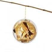 La Boule de Noël contenant...