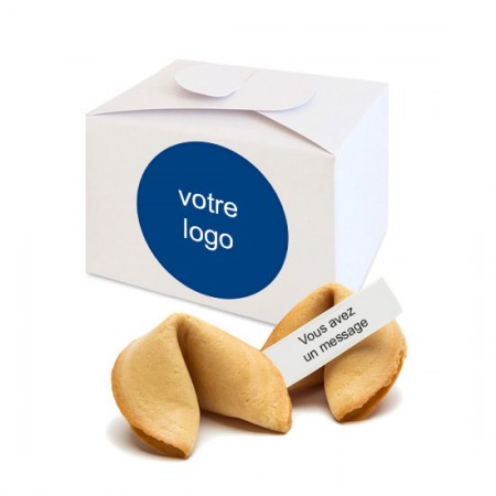 coffret personnalisé fortune cookies