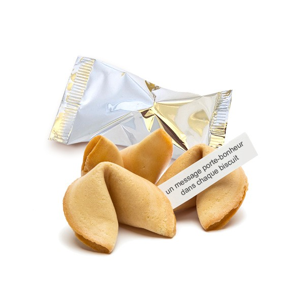 Fortune cookies individuels